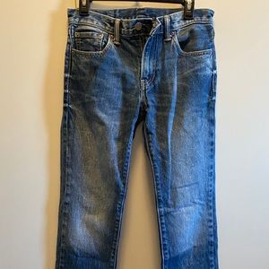 Levi's 511 skinny jeans
